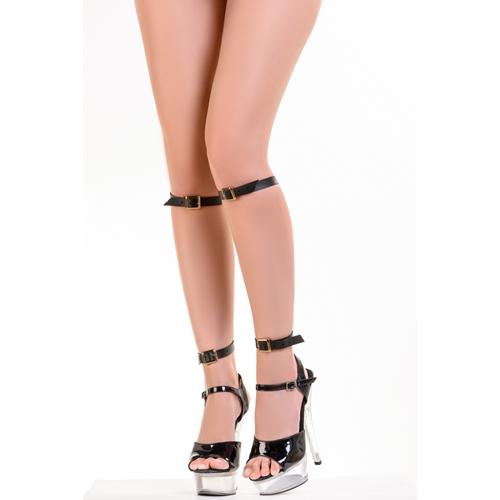 Kayla – Kunstleren Kousenbanden Aanbieding! van € 24.95 Voor slechts € 21.21!